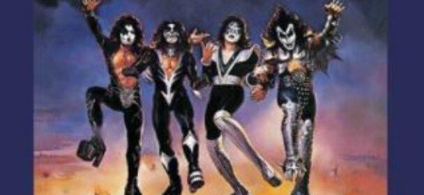 """News: KISS veröffentlichten ersten unveröffentlichten Track & zelebrieren ihr Multiplatin-Album """"Destroyer"""" mit diversen Jubiläums Deluxe Editions"""