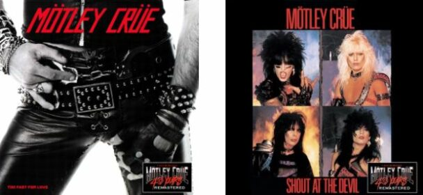 News: MÖTLEY CRÜE's 40th anniversary celebrations continue with remaster of Shout At The Devil!!!