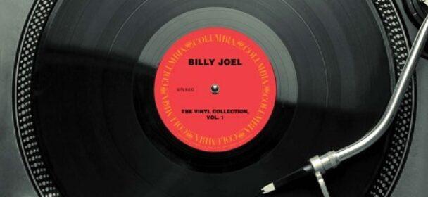 """News: Von Billy Joel erscheint am 05.11. die 9LP-Box """"The Vinyl Collection, Vol.1"""""""